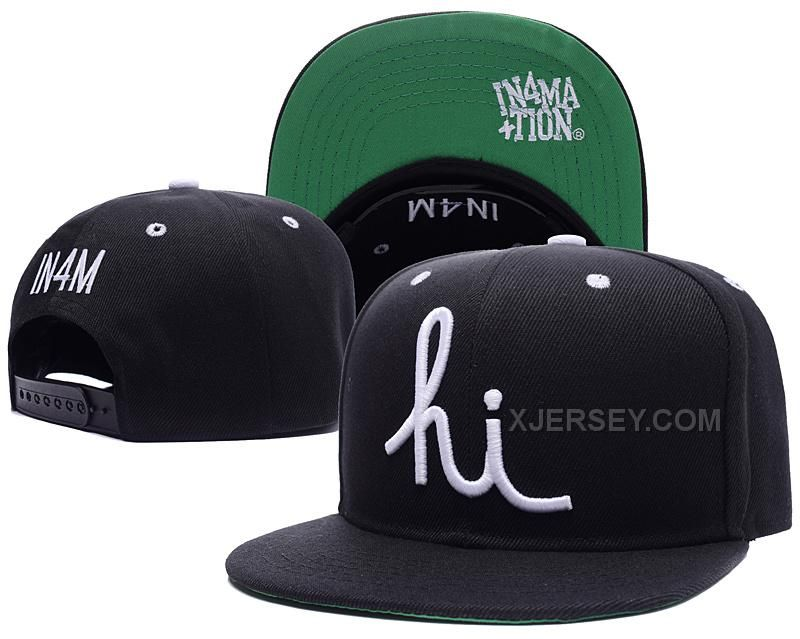 http   www.xjersey.com in4m-black-adjustable-cap-lh3.html Only 24.00 ... 767cfaf2bf19
