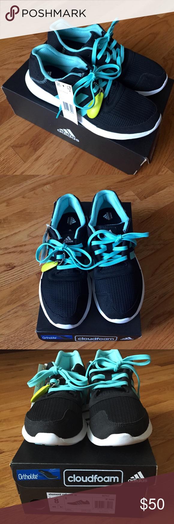 NIB adidas cloudfoam Ortholite zapatillas nuevas en caja adidas