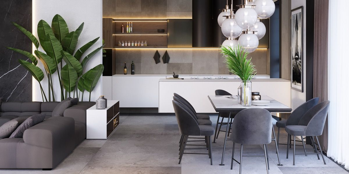 Living & Dining Room Combo: 51 Images & Tips To Get It ...