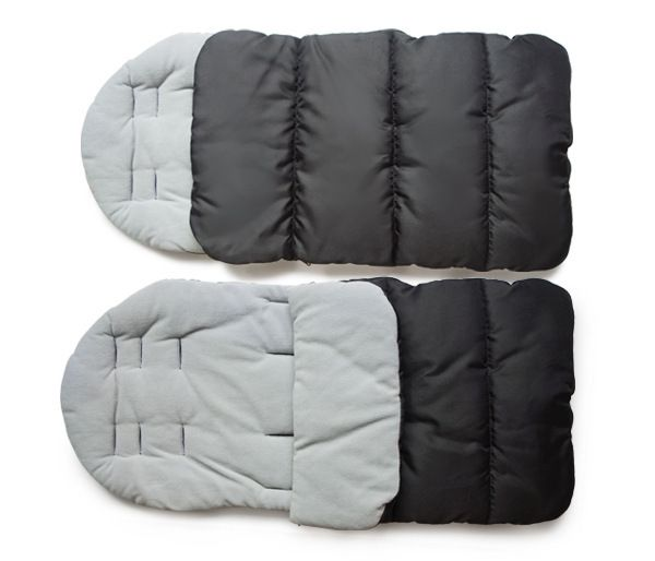 NEW Universal Warm Sleeping Bag Footmuff For Baby Pushchair Buggy Stroller Prams