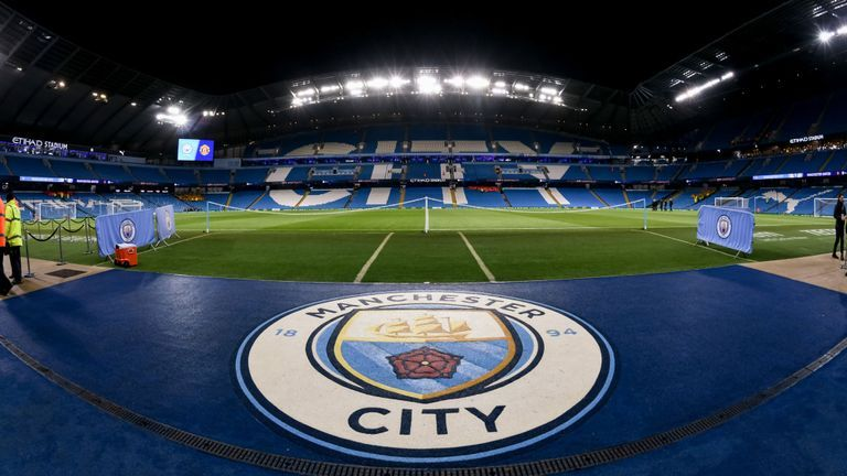 Manchester City Banned From All Uefa Competitions For Next Two Seasons In 2020 Manchester City Premier League Champions Nottingham Forest