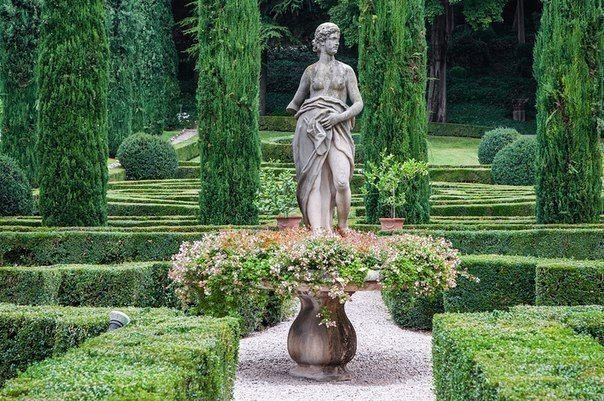 Италия Парк Джусти