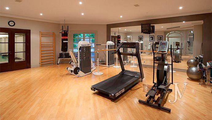 Pin de gustavo soto en gym in home gym en casa en 2019 - Gimnasios en casa ...