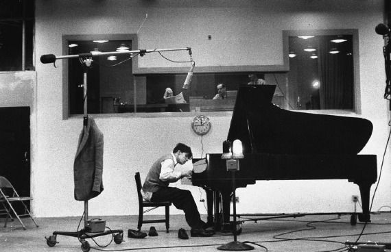 I Couldn't imagine a life in which I would not be surrounded by music. It shelters you from the world, protects you... keeps you at a certain distance.  Glenn Gould