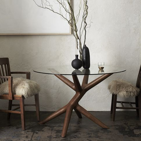 Nature Inspired Table Home Decor Furniture Dining Room Inspiration