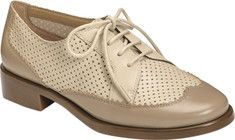 Vinatge Style Shoes  1930s to 1960s Spectator Shoes - Aerosoles - Distinguished (Women's) - Nude Combo