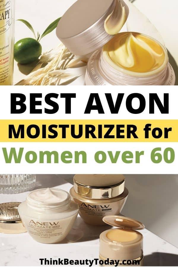Best Avon Moisturizer For Aging Skin Over 60 Anti Aging Products 2020 Avon Moisturizer Anti Aging Skincare Routine Dry Skin Routine