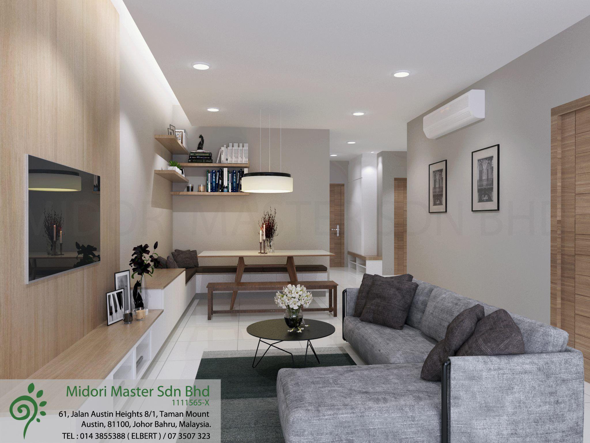 Pin On Interior Design Malaysia living room ideas