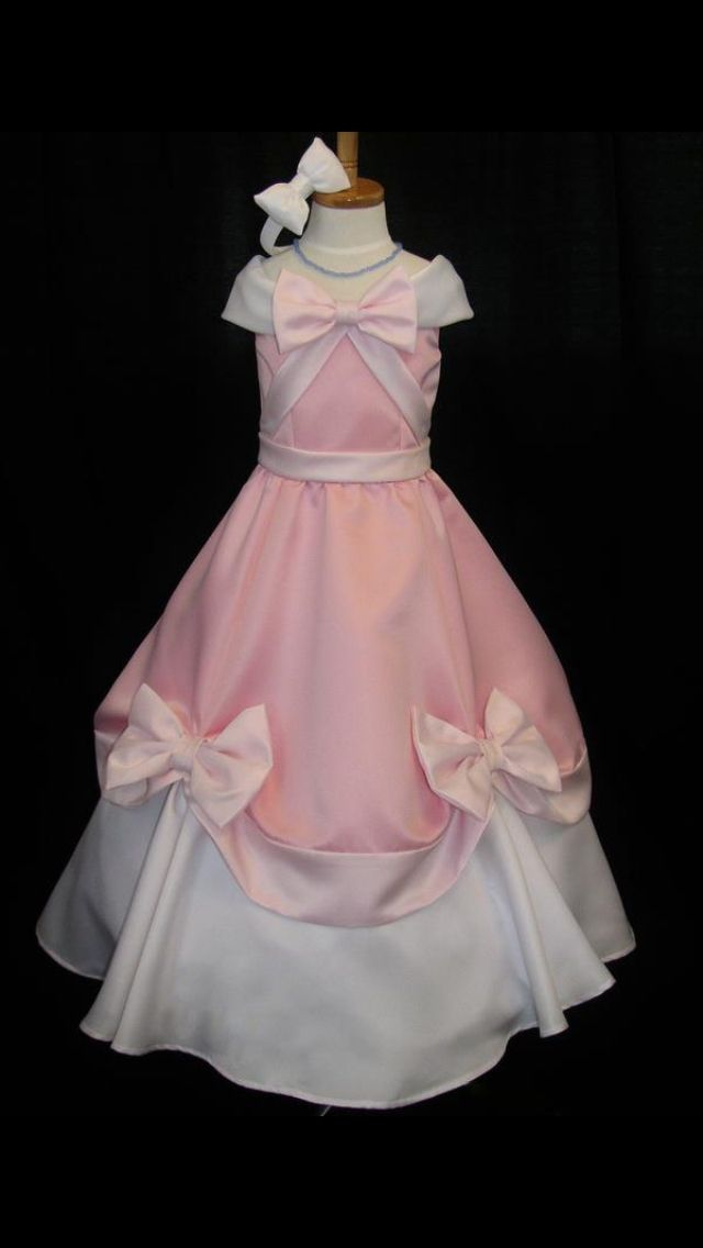 Pink Cinderella Gown That The Mice Made | Teatro