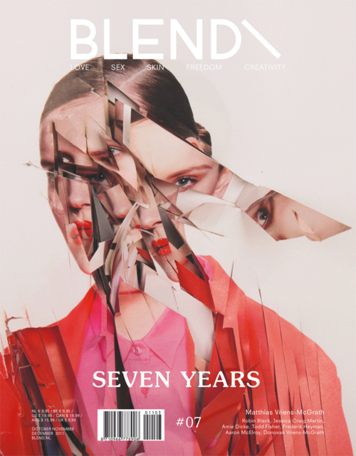 BLEND Magazine's 7 year anniversary issue