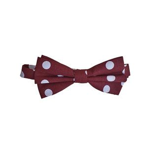 Papillon pois rosso by Re.Creativity