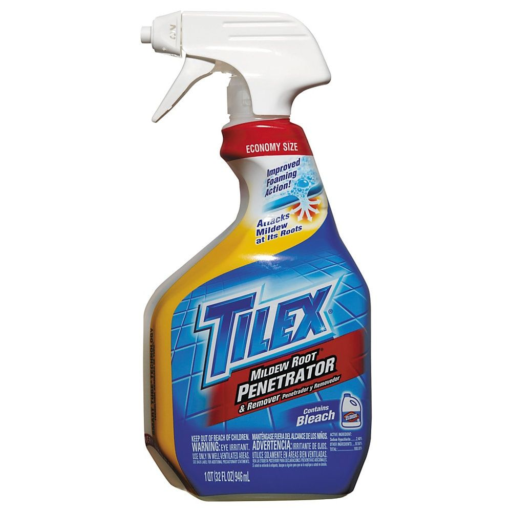 Tilex Mildew Root Penetrator And Remover With Bleach ...