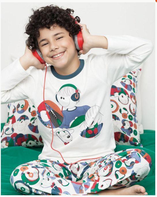 b2b319934bd7f Alegria e conforto num pijama Sonhart Lojas Modernas