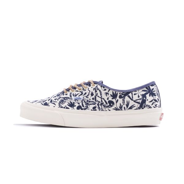 Vans Vault OG Authentic LX TH Paradise - Lovely new offering from Vans Vault  and Taka Hayashi for Autumn. The new OG Authentic LX from the limited  edition ' ...