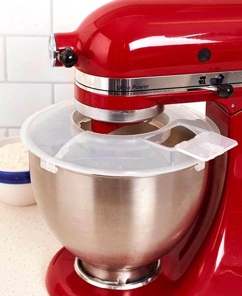 kitchenaid 4.5 quart bowl cover