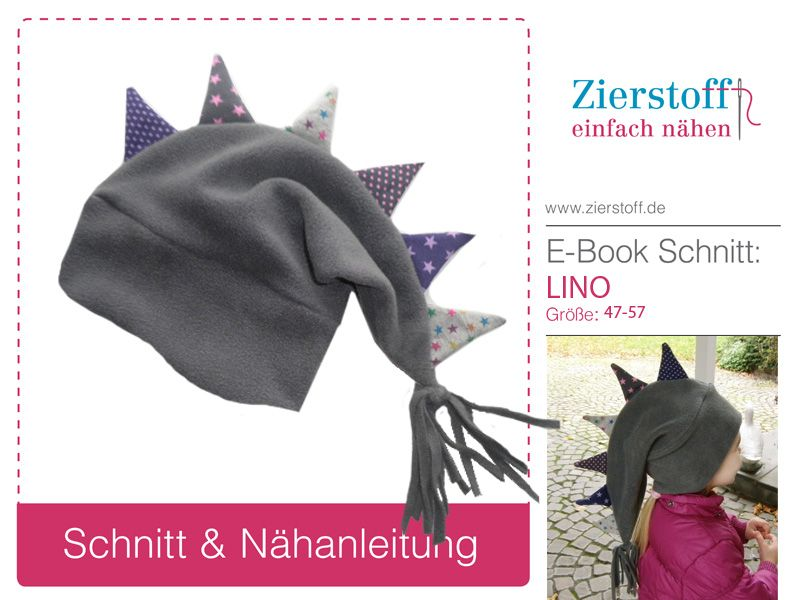 1350_Schaufenster Zipfelmütze Lino   Mützen   Pinterest   Mütze ...