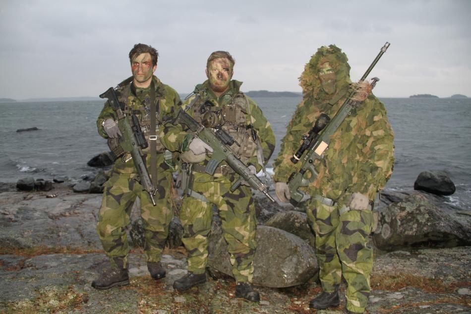 Swedish Special Forces Home Special Units Europe The Coastal Rangers u2013 Kustjägarna SF