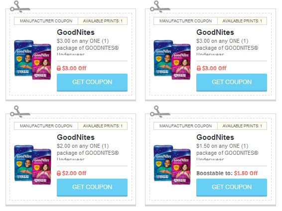 picture relating to Cost Cutters Printable Coupons called Huggies Tiny Snugglers and GoodNites Printable Discount coupons upon