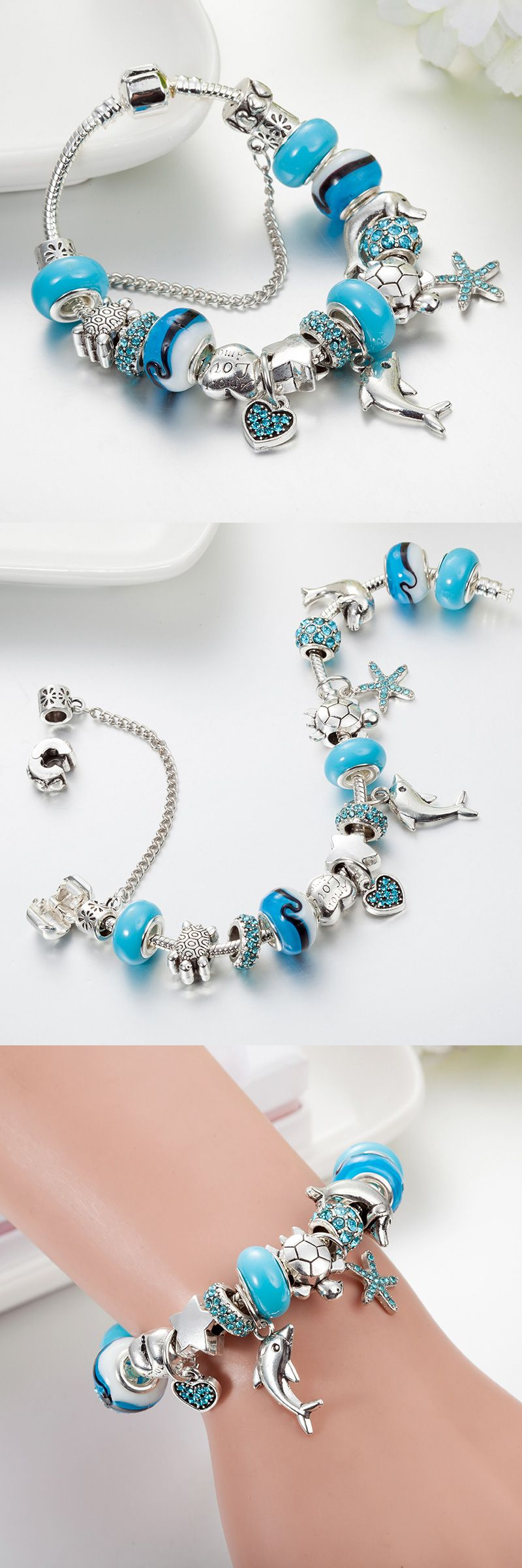 Aliexpress buy diy jewelry ocean style starfish charm
