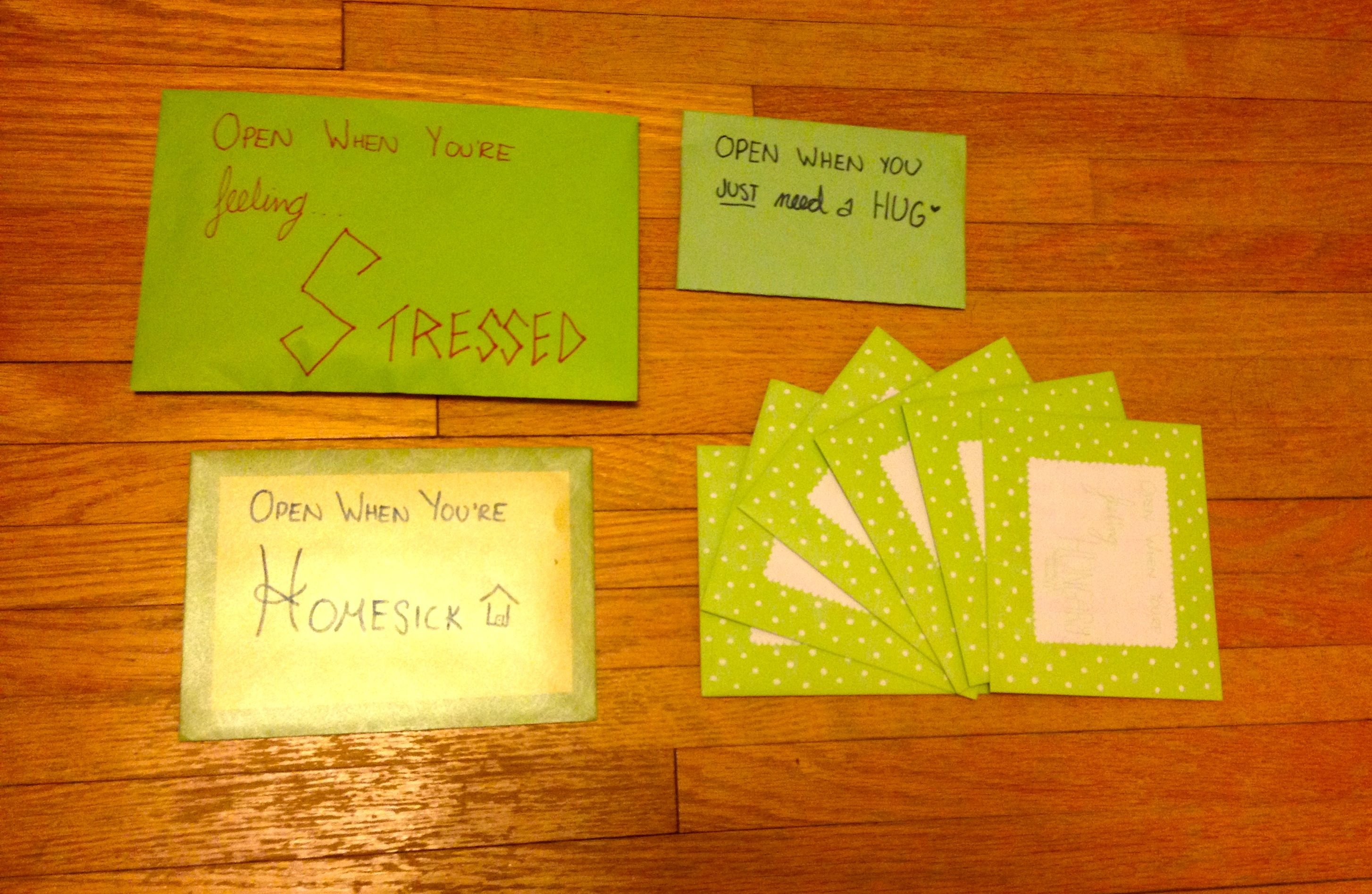 Open when cards for the rooomiee perfect diy going away gifts open when cards for the rooomiee perfect diy going away gifts perfect a solutioingenieria Image collections