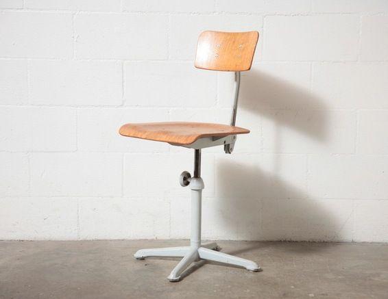 Wood Drafting Stool friso kramer drafting stool   furniture   pinterest   stools