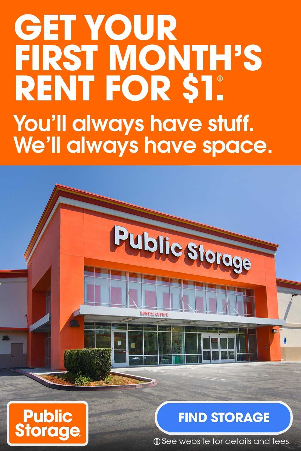 Find Space For All Your Stuff Self Storage Units National Park Lodges Self Storage