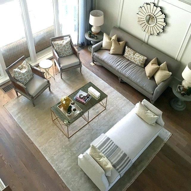Fine Design Rectangular Living Room ...