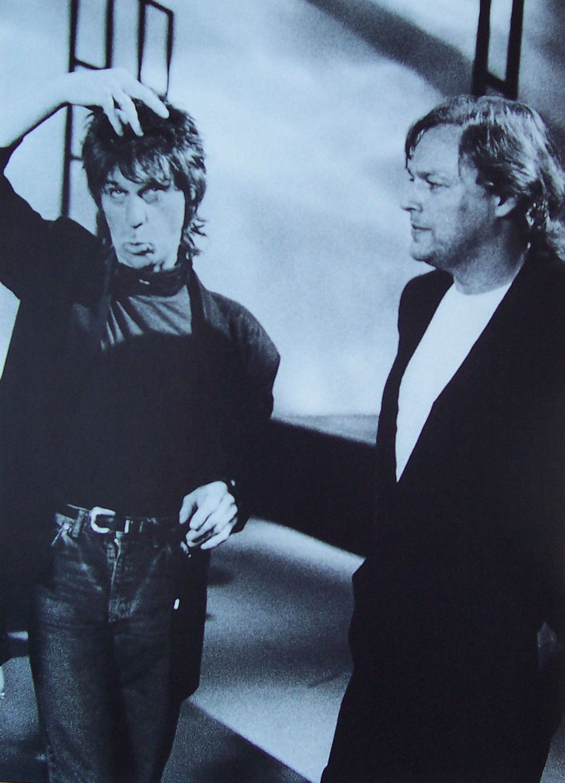 Jeff Beck David Gilmoure Pink Floyd Music Jeff Beck Pink Floyd