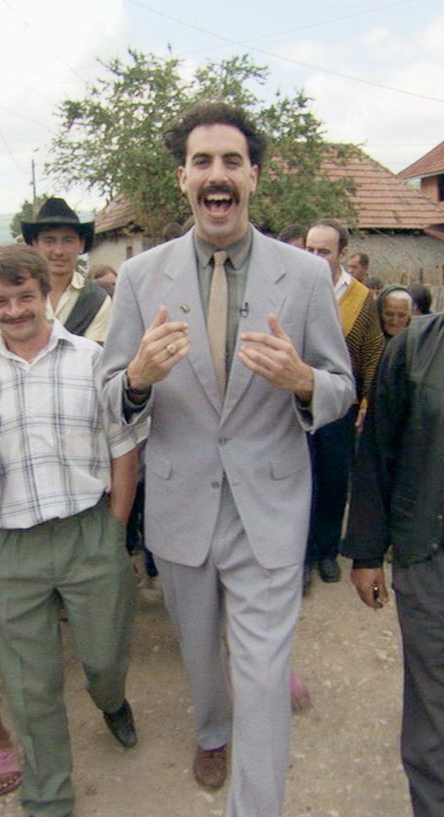 Borat Cultural Learnings Of America For Make Benefit Glorious Nation Of Kazakhstan 2006 Photos I Movie Culture Kazakhstan