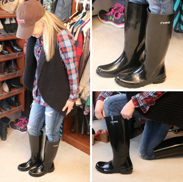 Love my Roma Boots: For You, For All - Buy one, Donate one to a child in need! #Spon