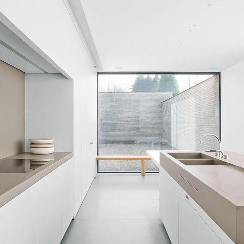 White Minimalistinterior Design: 49 Minimalist Interior Design Ideas To Copy #Interior