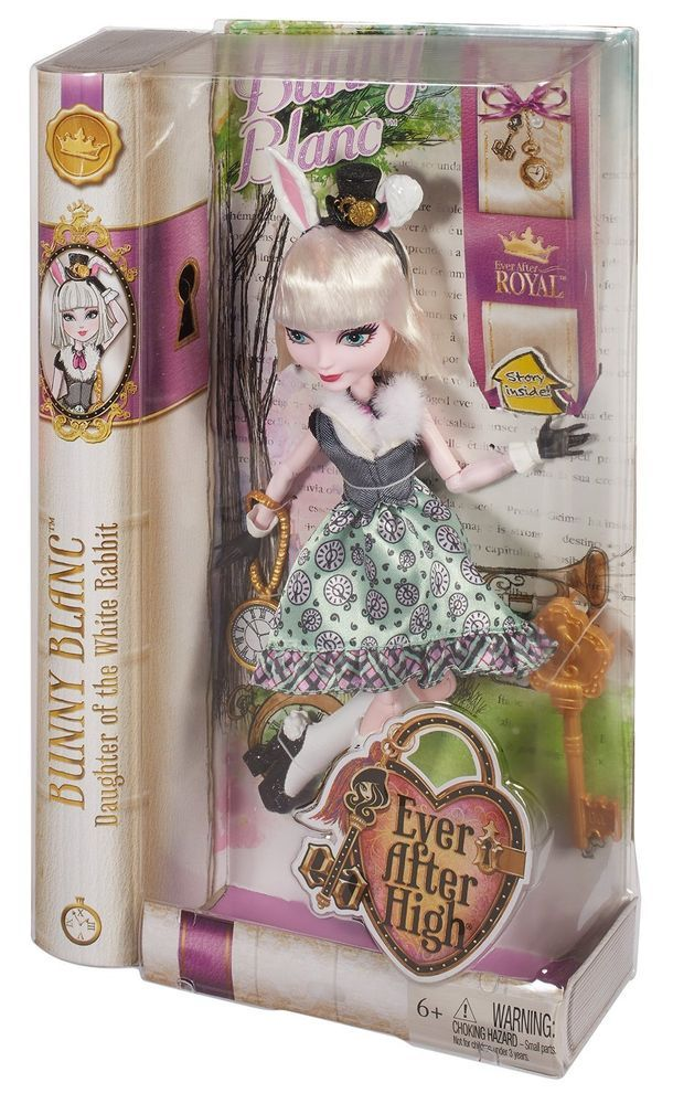 Brilliant Ever After High Bunny Blanc Royal Doll Daughter Of White Machost Co Dining Chair Design Ideas Machostcouk