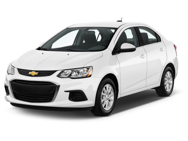 2017 Chevrolet Sonic Chevy Review Ratings Specs Prices And