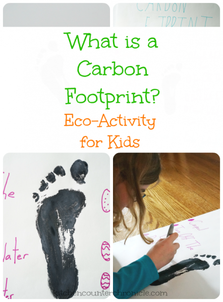What is A Carbon Footprint? | for preschoolers | Pinterest | Eco ...