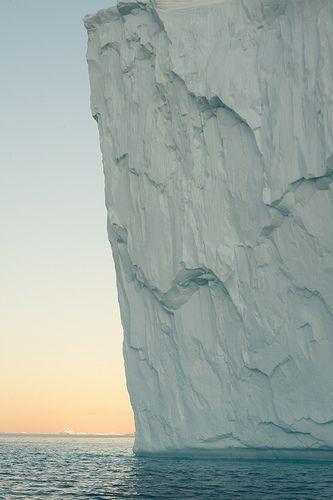 Sunset Cliff Iceberg, Anarctica