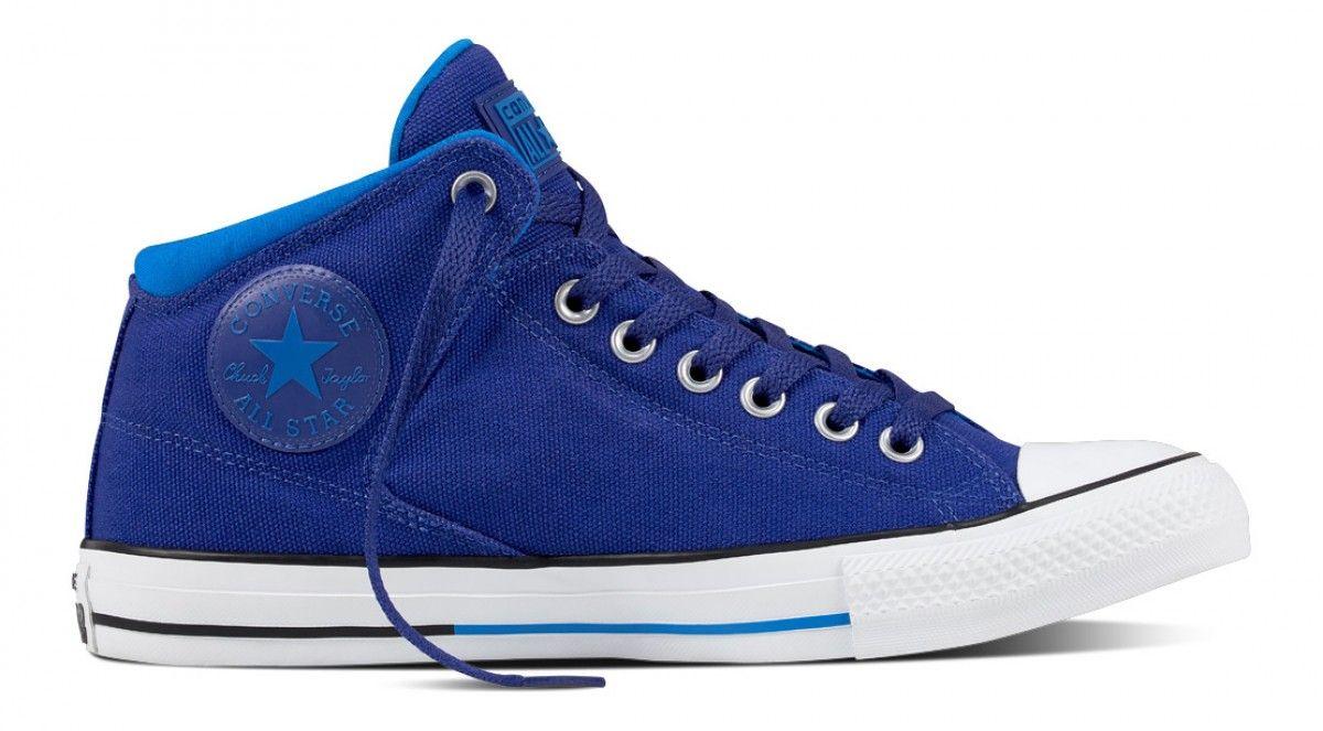 Converse Chuck Taylor All Star High Street Hi Top True Indigo/Soar/White