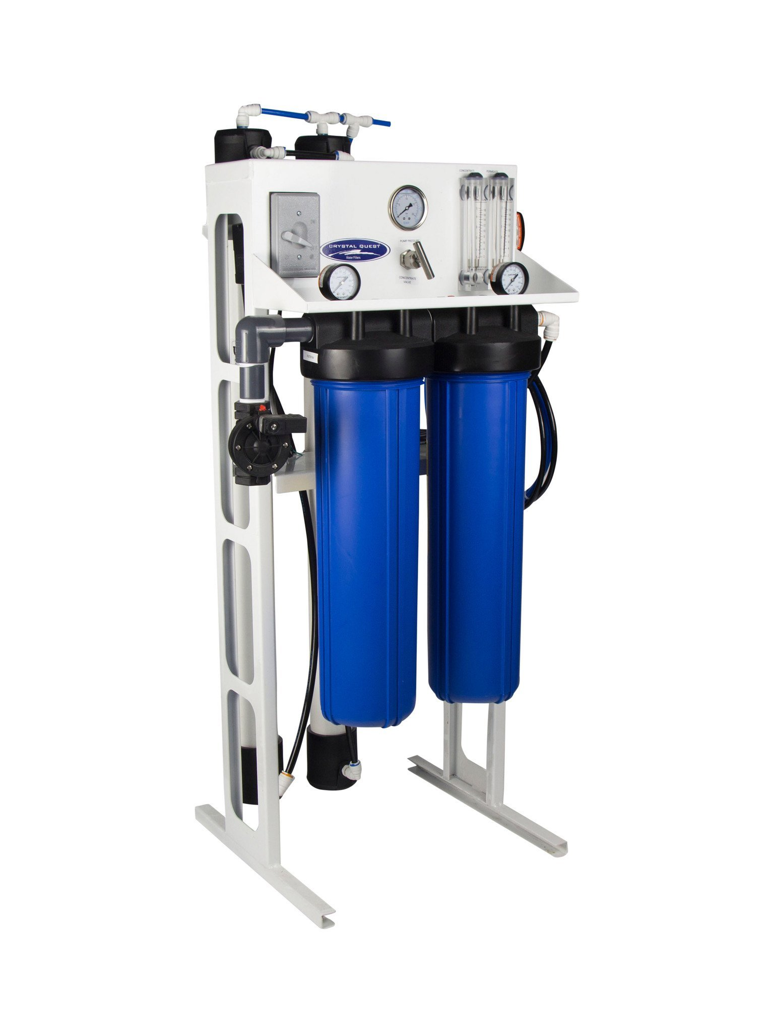 reverse osmosis commercial water filtration system 1500 gallons per day - Commercial Water Filtration System