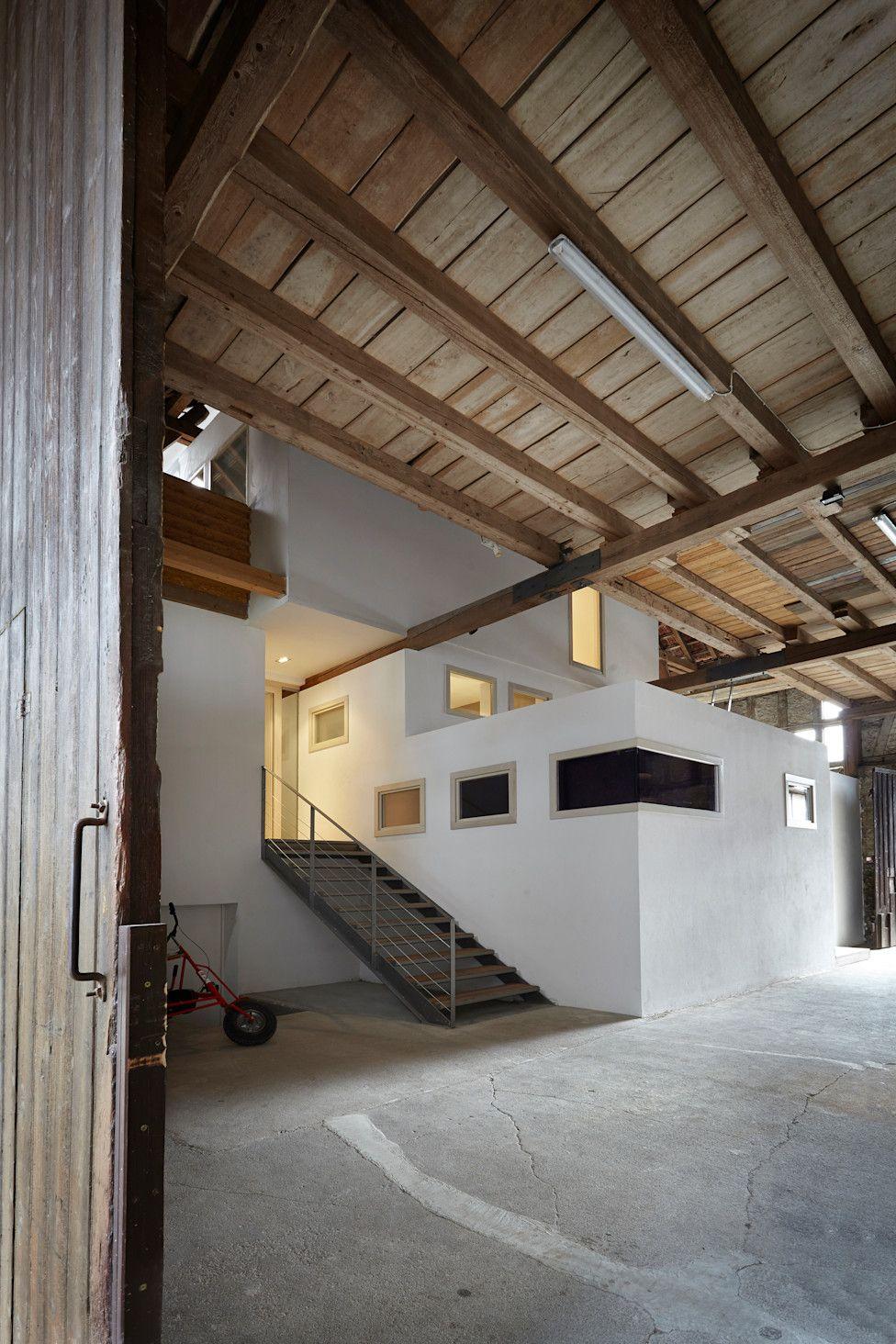 Modernes Haus in einer alten Scheune   homify – Architektur und Design