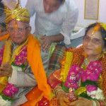 ND Tiwari becomes a Bridegroom at the age of 88