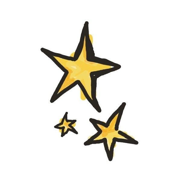 Liked On Polyvore Featuring Fillers Stars Yellow Yellow Fillers Doodles Backgrounds Effects Text Texture And Star Doodle Iphone Wallpaper App Doodles