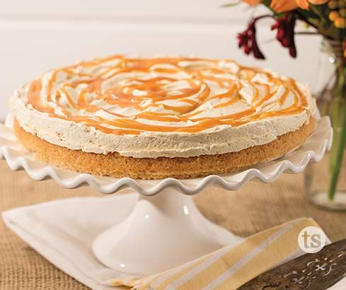 The perfect dessert for your Thanksgiving meal!