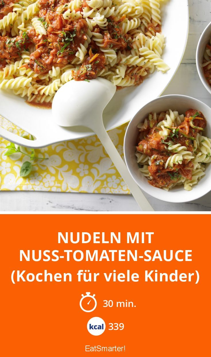 nudeln mit nuss tomaten sauce rezept leckere vegane rezepte pinterest tomaten sauce. Black Bedroom Furniture Sets. Home Design Ideas