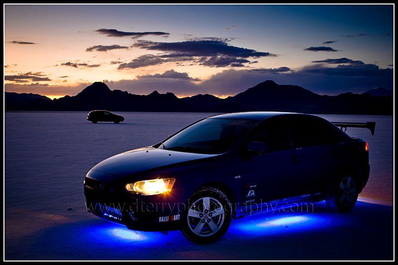 Neon Car Lights: Neon Lighting And Cars