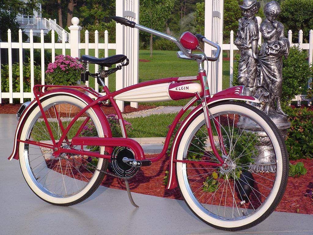 Elgin Blackhawk Bicycle Tank Decals