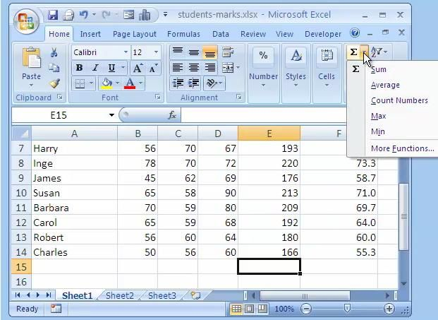 How To Use Functions In Ms Excel I Hope This Helps As I Have