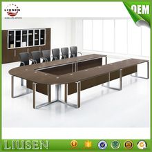 Cheap Price Factory Direct Metal Legs Oem Seater Conference Table - U shaped conference table designs