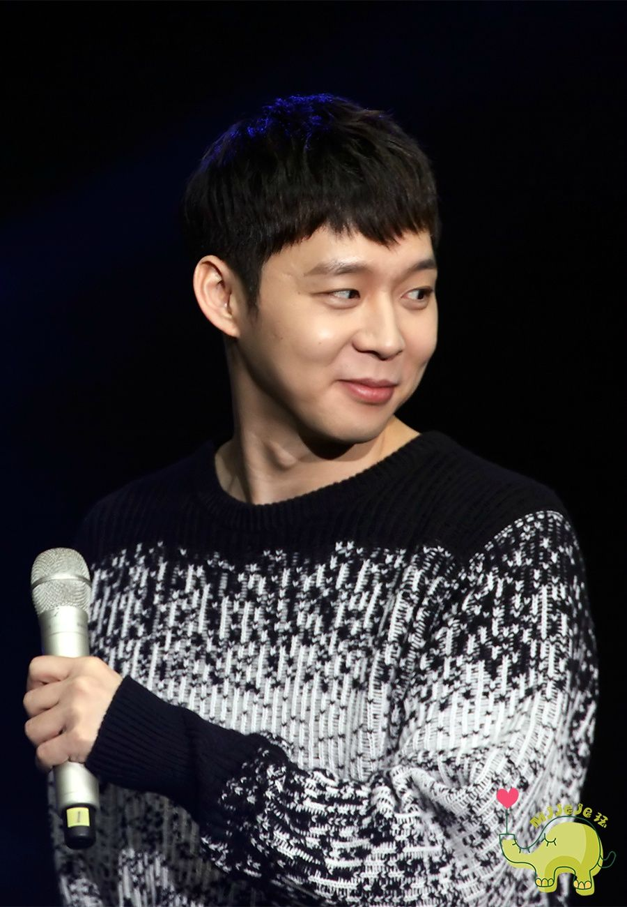 He's such a BB at Loving YU Shanghai ~ Yoochun ❤️ JYJ Hearts