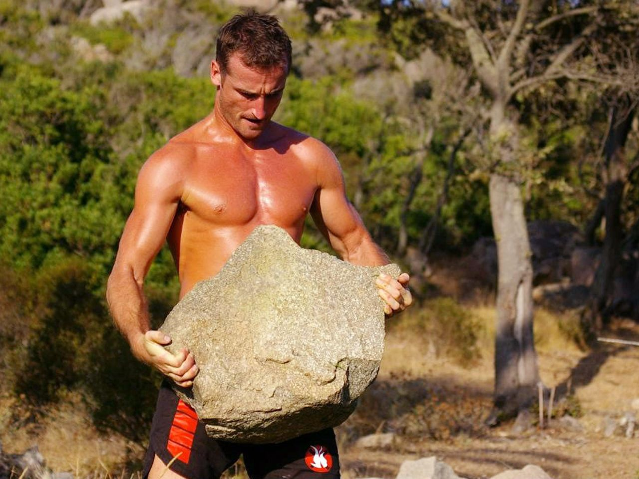 Get primal: Work out like a cave man (or woman)