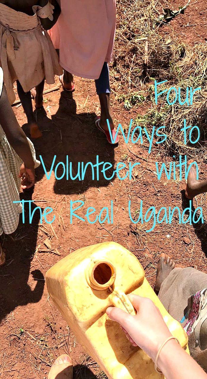 The Real Uganda offers 4 programs for international