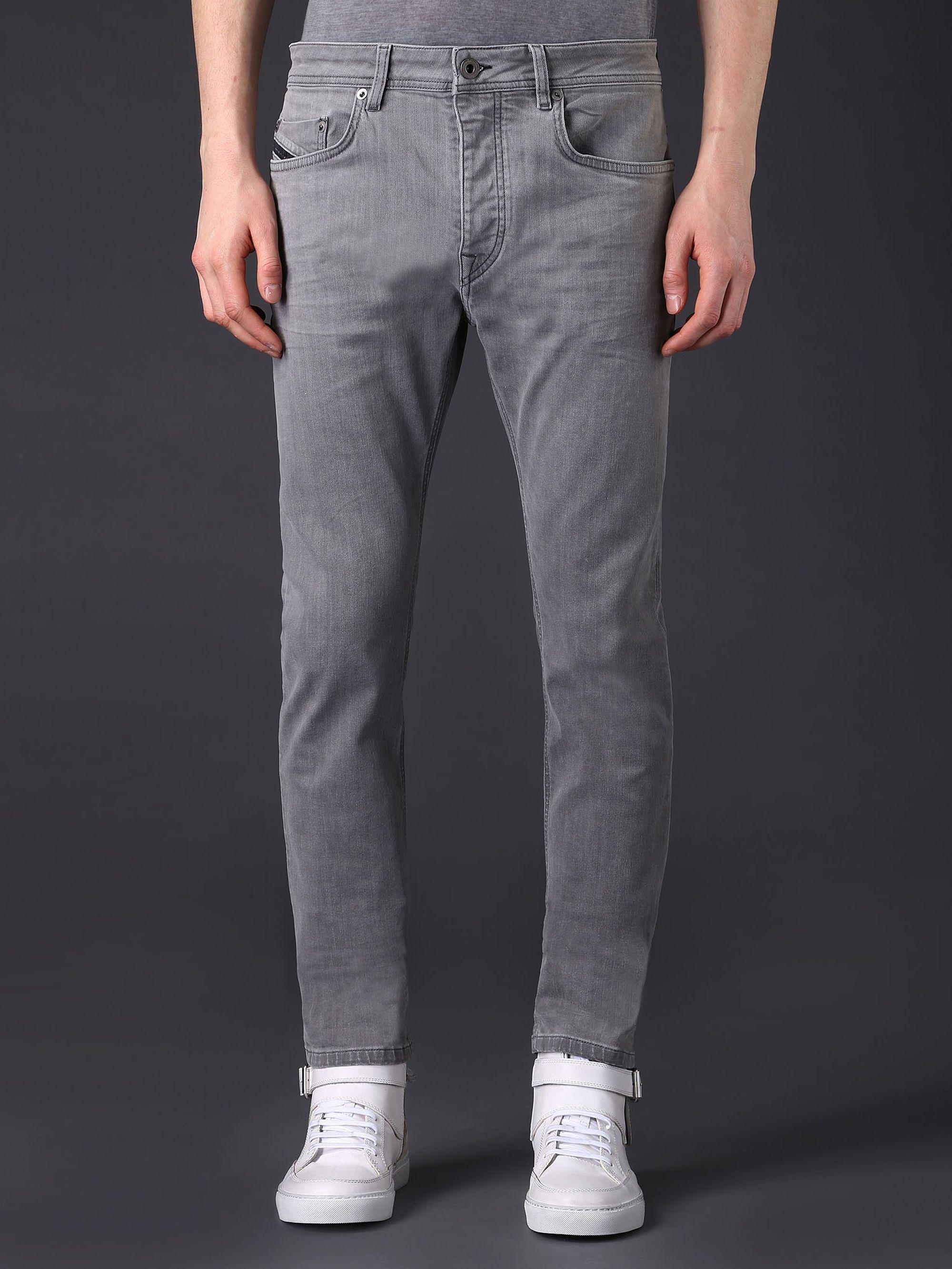66db1e2dbac6 Diesel Black Gold TYPE-2512 Stretch Denim Jeans in Grey Jeans from the  Diesel Online Store  DieselBlackGold  TYPE2512  DieselOnlineStore